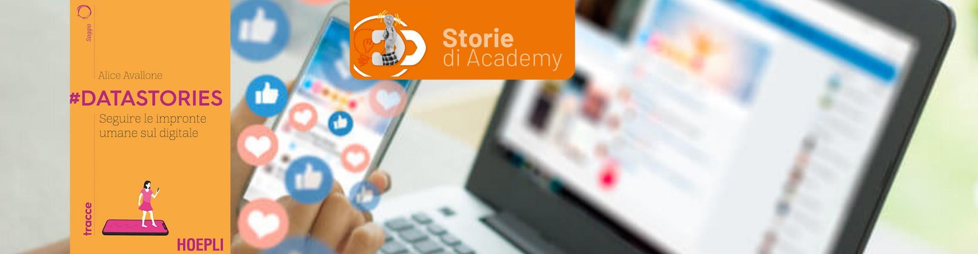 Alice Avallone<br>  La prateria digitale e la magia dei piccoli dati che diventano storie