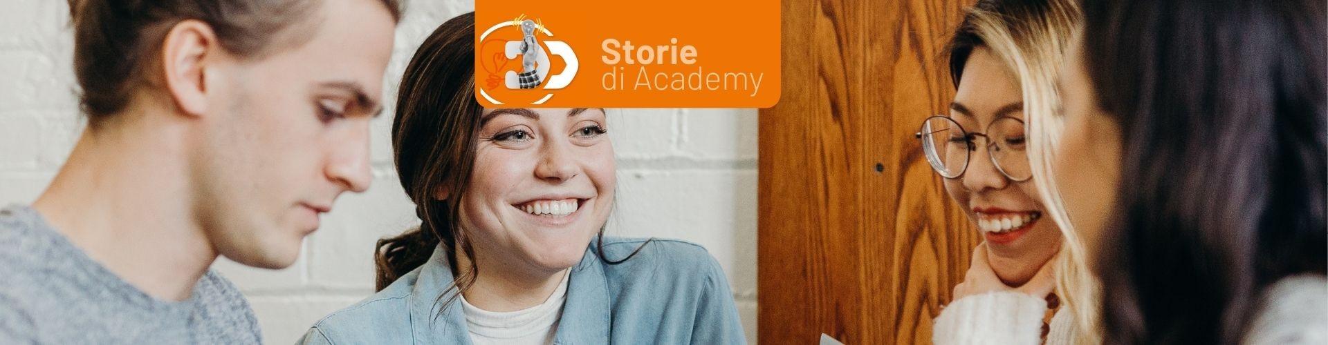 """Silvia Zanella<br> Il lavoro in cerca di un futuro: """"nei giovani voglio vedere occhi curiosi"""""""